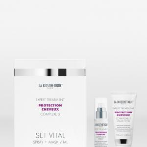 PROTECTION CHEVEUX COMPLEXE 3 SET VITAL
